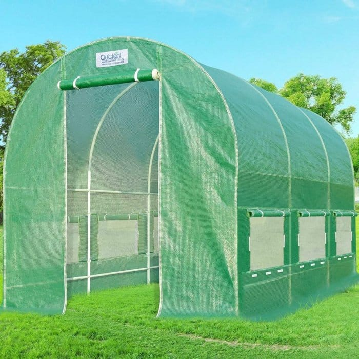 Large 12' X 7' X 7' Portable Greenhouse by Quictent