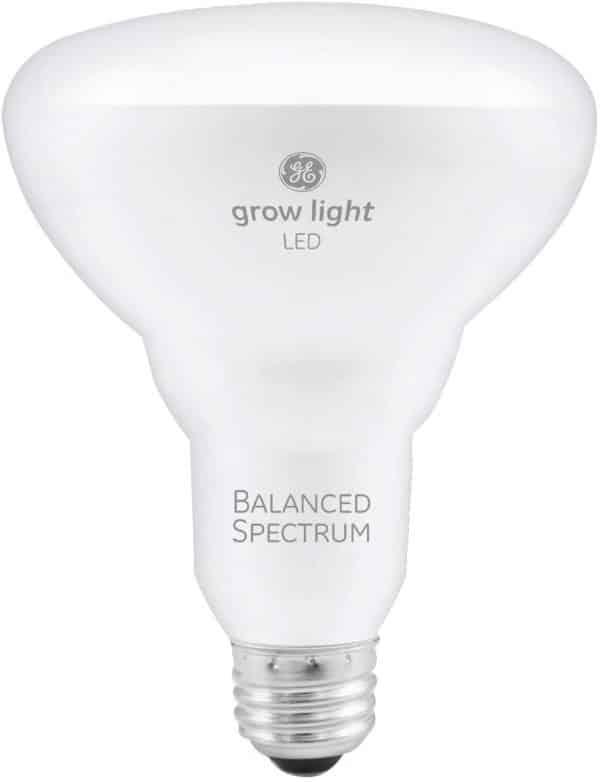 GE BR30 LED greenhouse lights