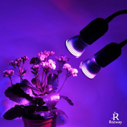 Rozway dual head greenhouse lights