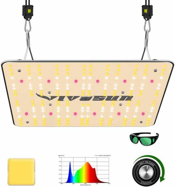 VIVOSUN VS1000 LED grow light