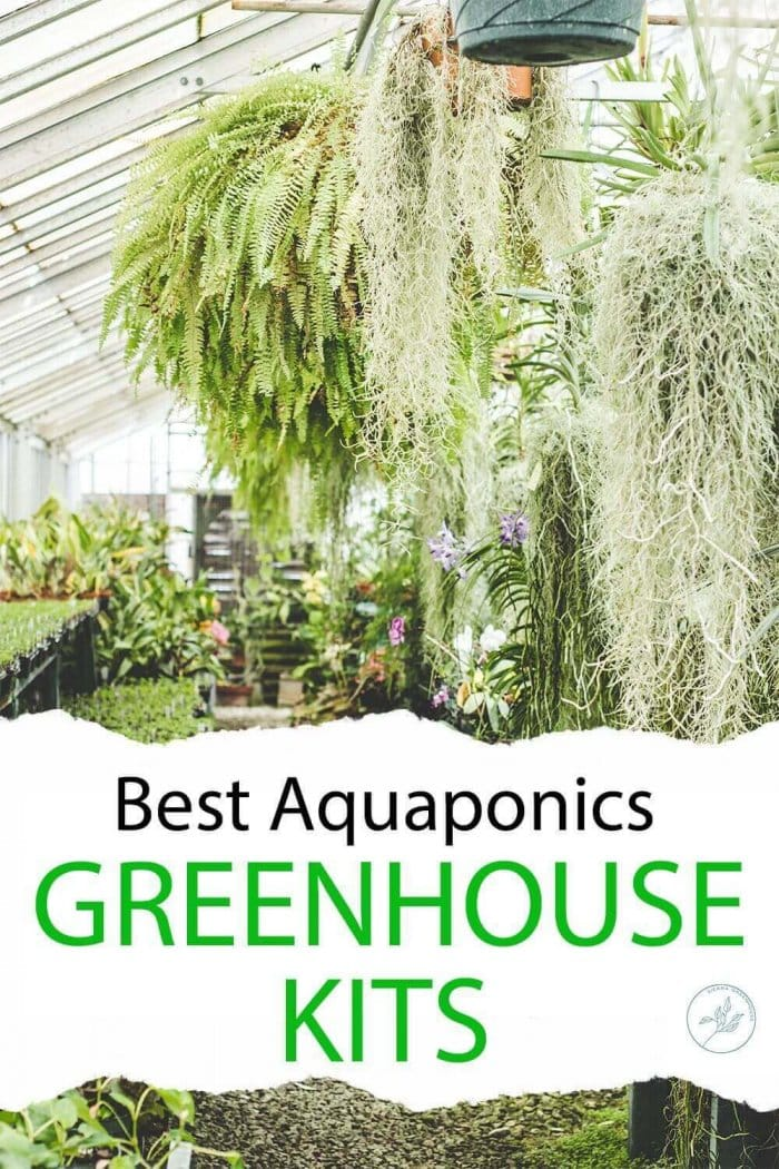 Aquaponics Greenhouse Kits