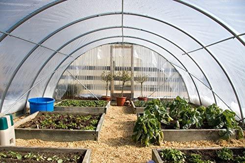 Farm Plastic Supply 4 Year Clear Greenhouse Film
