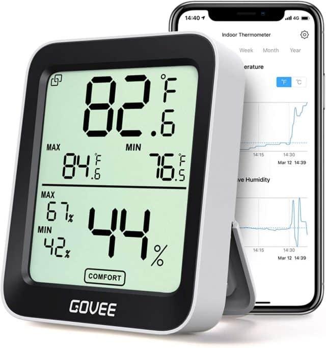 Govee Smart Hygrometer Thermometer