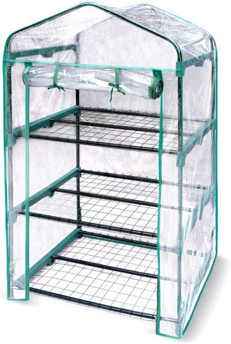 Hortem 3-Tier Mini Greenhouse