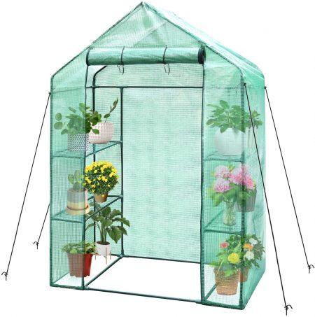 LEBLEBALL walk-in greenhouse