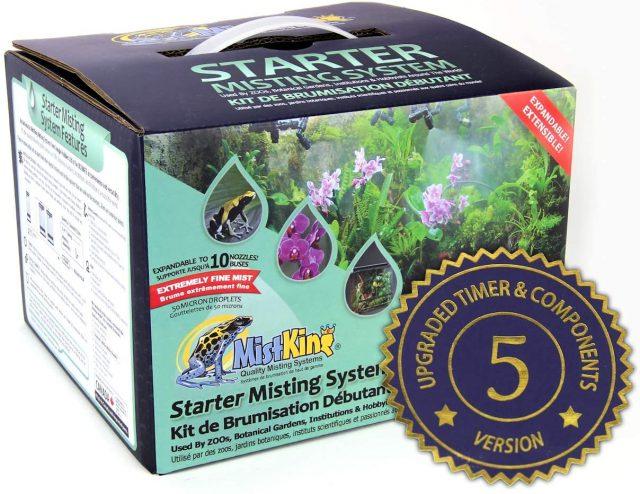 MistKing 5th Generation Starter Misting System