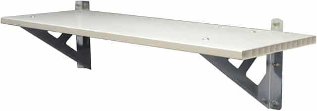 Greenhouse accessories: Palram skylight shelf kit