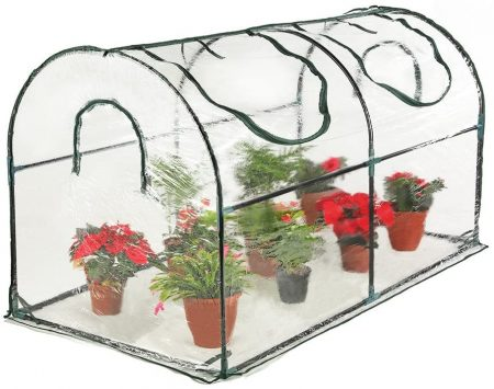 Seven colors house Reinforced Portable Greenhouses