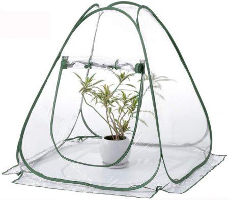 Techson Mini Pop-up Greenhouse