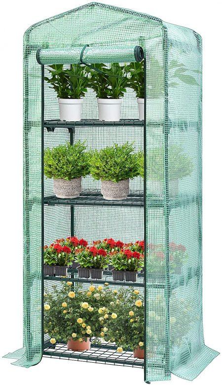VIVOSUN 4-Tier Greenhouse