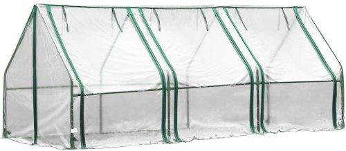 Quictent Waterproof UV Protected Alloy Steel Greenhouse