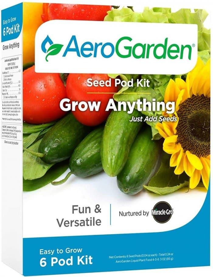 AeroGarden seed kit